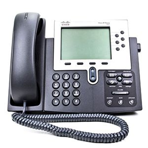 Cisco 7961G-GE IP Phone (CP-7961G-GE)