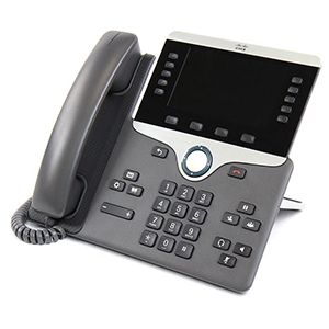 Cisco 8800 Series Phone Manual