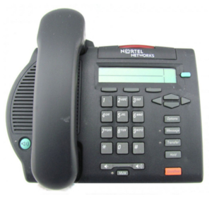 Nortel-M3902-NTMN32GA70-digital-phone-charcoal-base