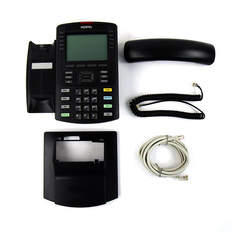nortel 1230 ip phone ntys20 meridian 1 ip phones 1200 series rh rqcommunications com Avaya Desk Phone IP Volume Avaya Desk Phone IP 9611Gd01a