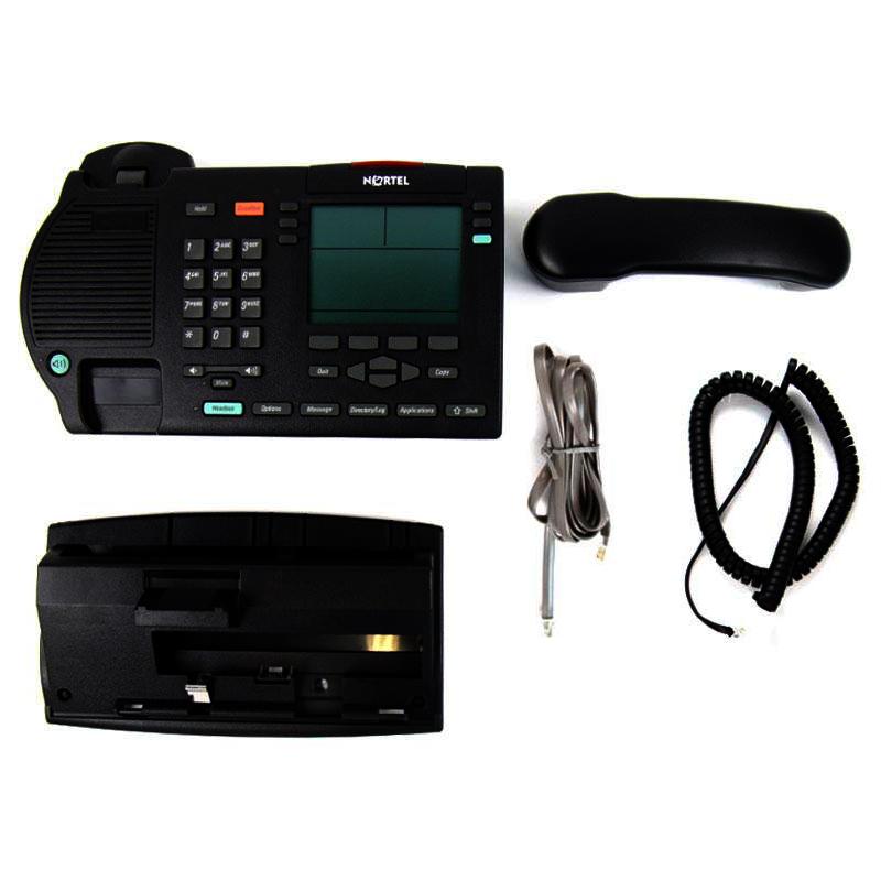 nortel-m3904-ntmn34-ga70-phone-handset-cable-cord-base
